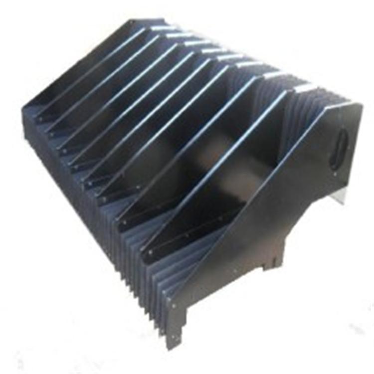 柔性伸缩式风琴防护罩参数价格表