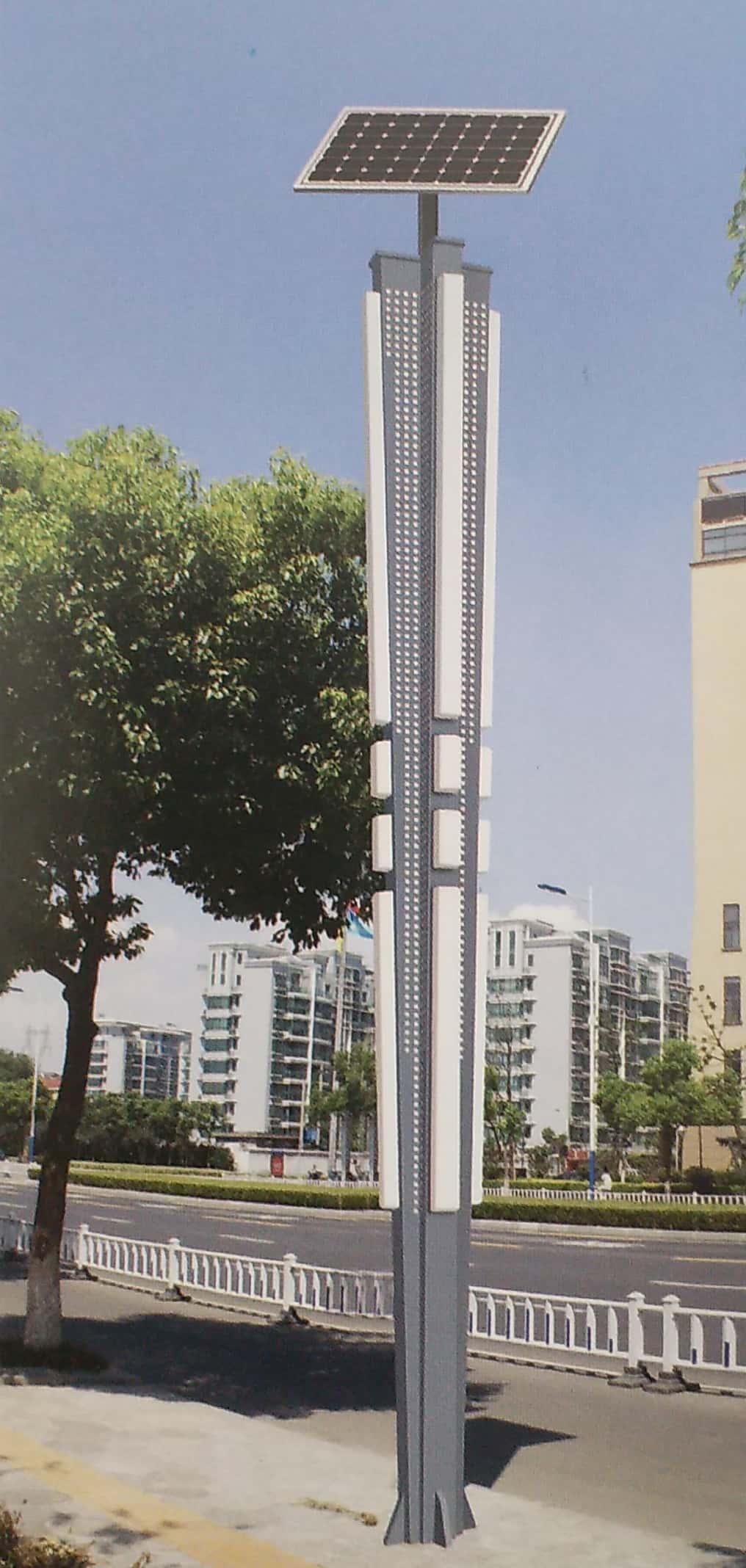 湖南邵陽太陽能庭院燈*價格