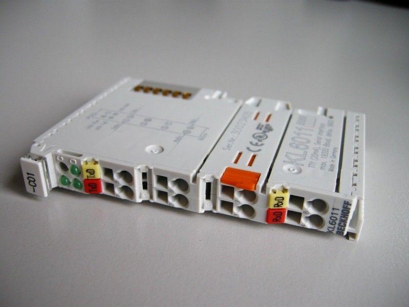 BECKHOFF EL9100 EL 9100 passive Potential Einspeiseklemme 24VDC