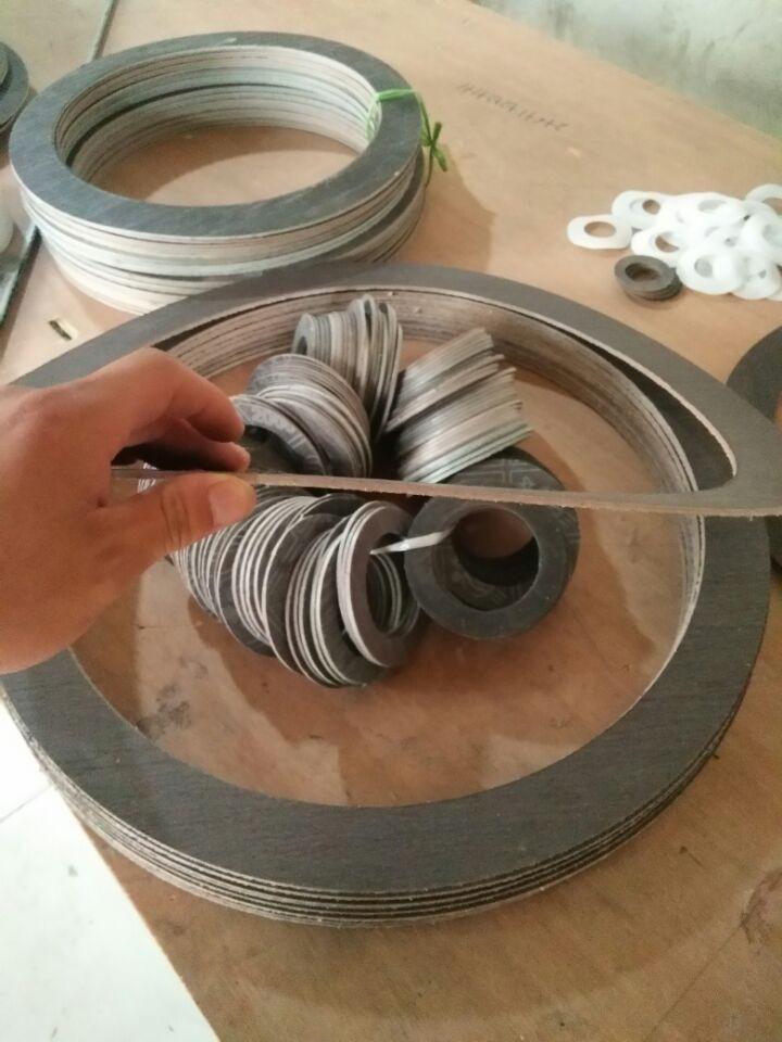 桂林法兰石棉板垫片-无石棉板包覆垫片价格