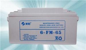 美阳蓄电池6-FM-33代理商