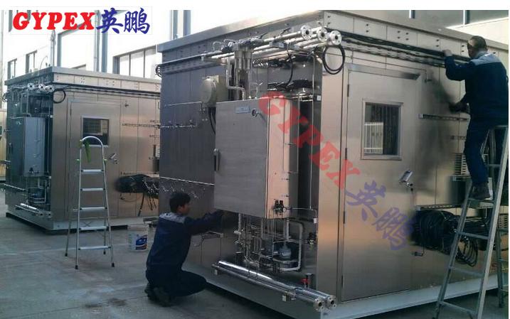 炼油防爆分析小屋BFCXW-2000YP-11