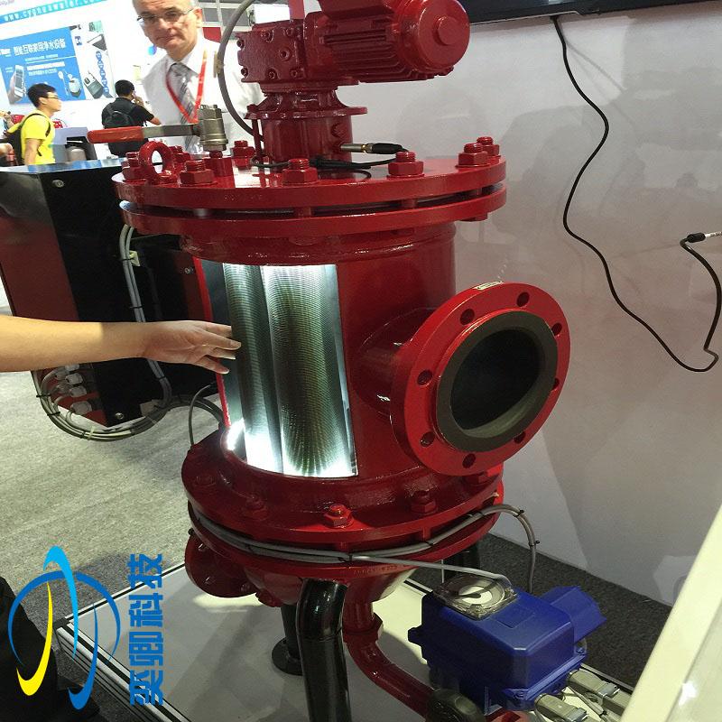 反沖洗過濾器 不銹鋼自清洗過濾器 可定制
