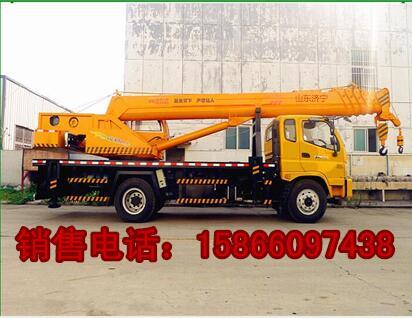 黑龙江牡丹江8吨国五汽车吊多少钱
