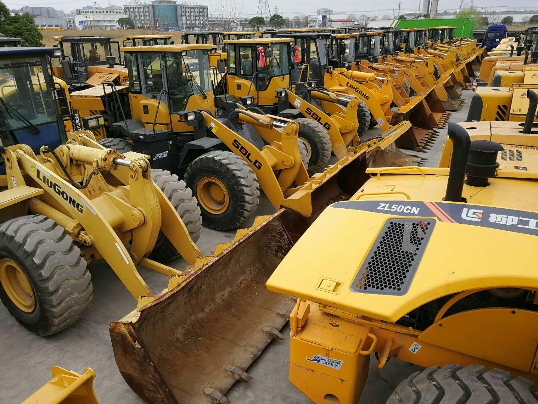 五指山转让新款精品二手装载机,龙工855D二手50铲车,送货到家