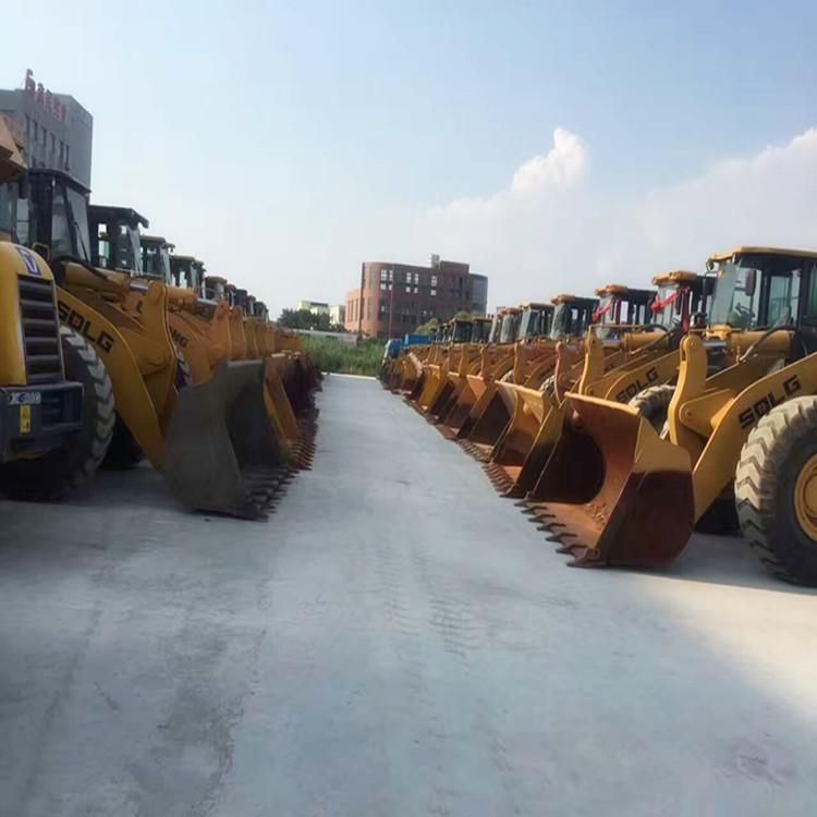 丽江转让新款精品二手装载机,柳工855装载机50铲车,送货到家