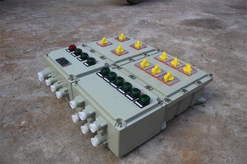 防爆配電箱防爆配電柜防爆接線箱鋁合金不銹鋼廠家訂做