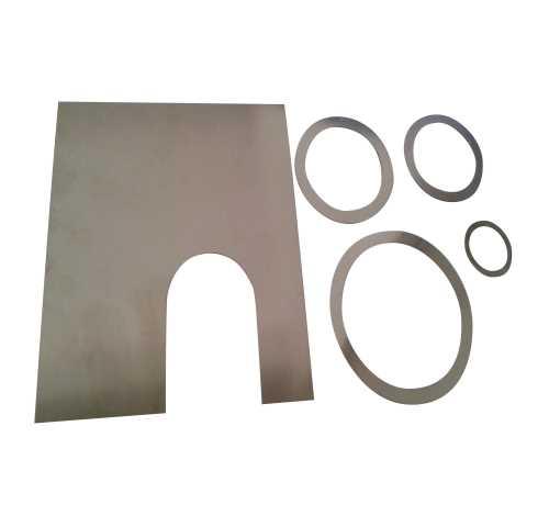 销售轴承间隙调整片加工/专业不锈钢对中调整垫片加工/潮州市潮安区盈欣不锈钢制品有