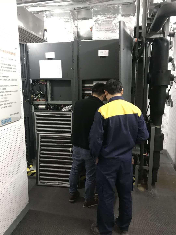 上海精密空调艾默生风冷冷凝器的维护 其它施耐德 百特帕克等品牌