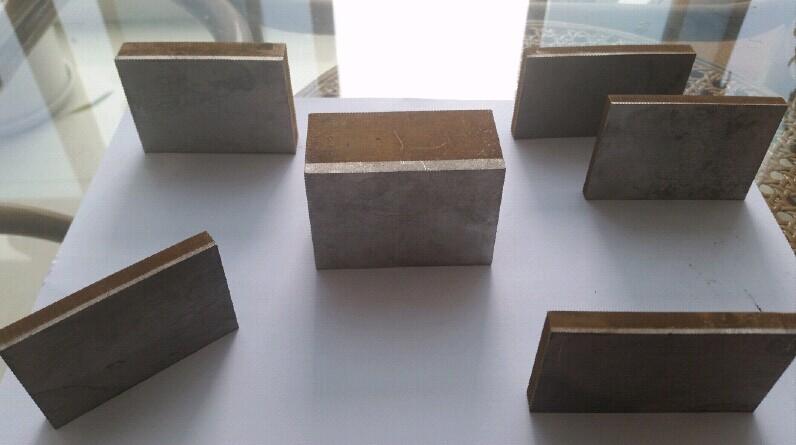 造紙項目制漿罐304不銹鋼復合板Q235B+304江蘇潤北金屬復合材料廠家