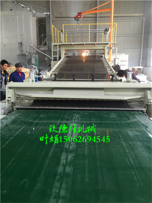 PP板材生产线_PP板材生产线设备_PP板材生产线厂家