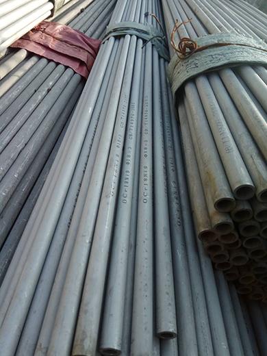 63*1.5卫生级不锈钢管304焊管价格多少钱一米