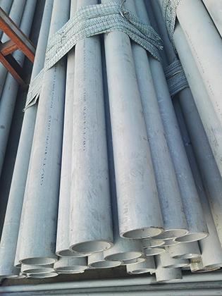 38*1.5卫生级不锈钢管304焊管价格多少钱一米