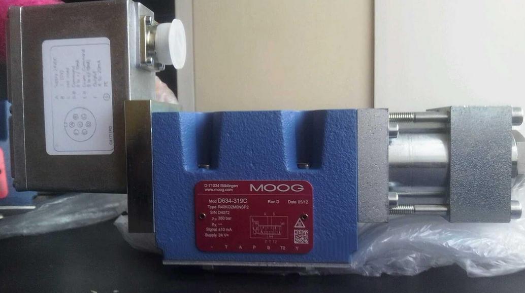 铜陵MOOG伺服阀G631-3001B 小财不出,大财不进