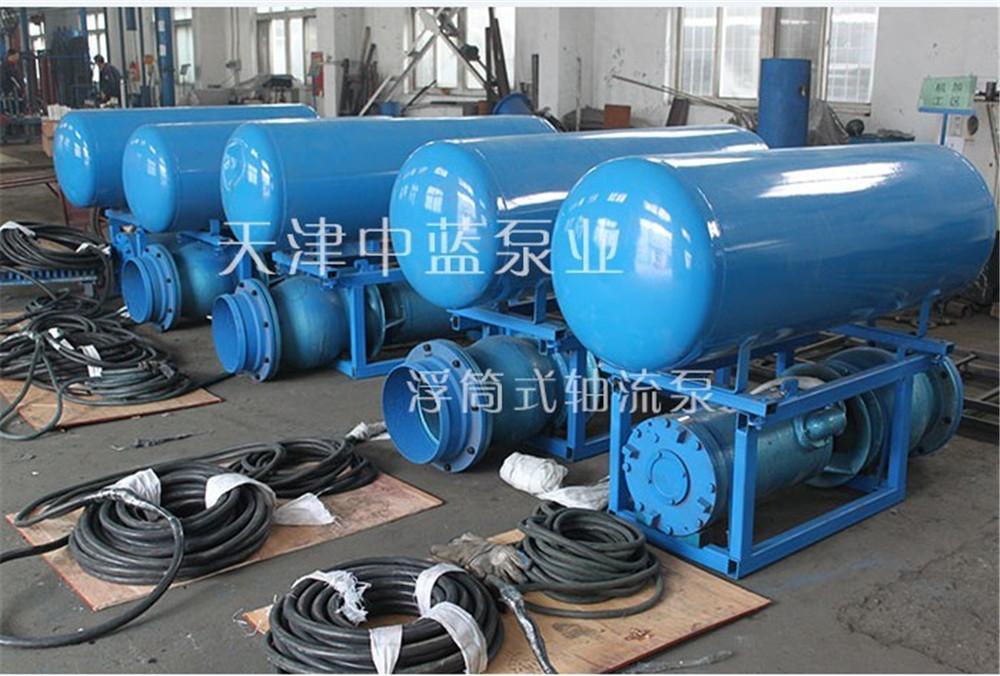 漂浮式浮筒潜水泵生产厂家