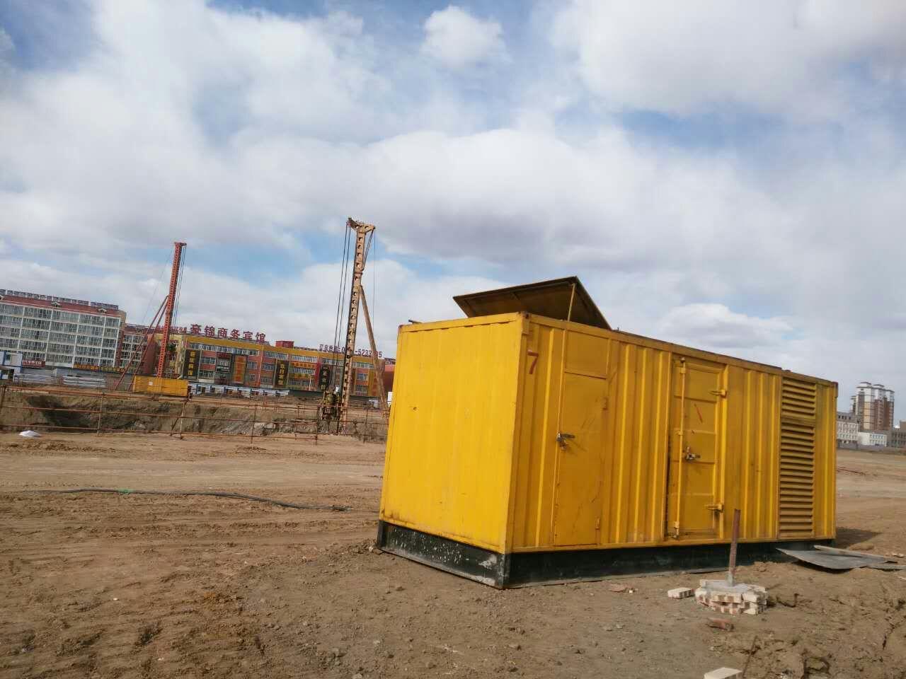 海安县发电机租赁价格-海安县本地大型发电机出租