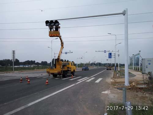 机动倒计时LED交通信号红绿灯江苏价格多少