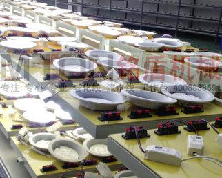 韶山LED灯自动老化线检测线组装线