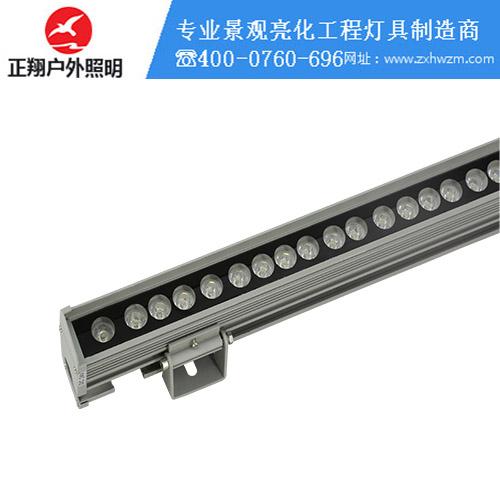 正翔照明解析LED洗墙灯照明灯具节能新方案