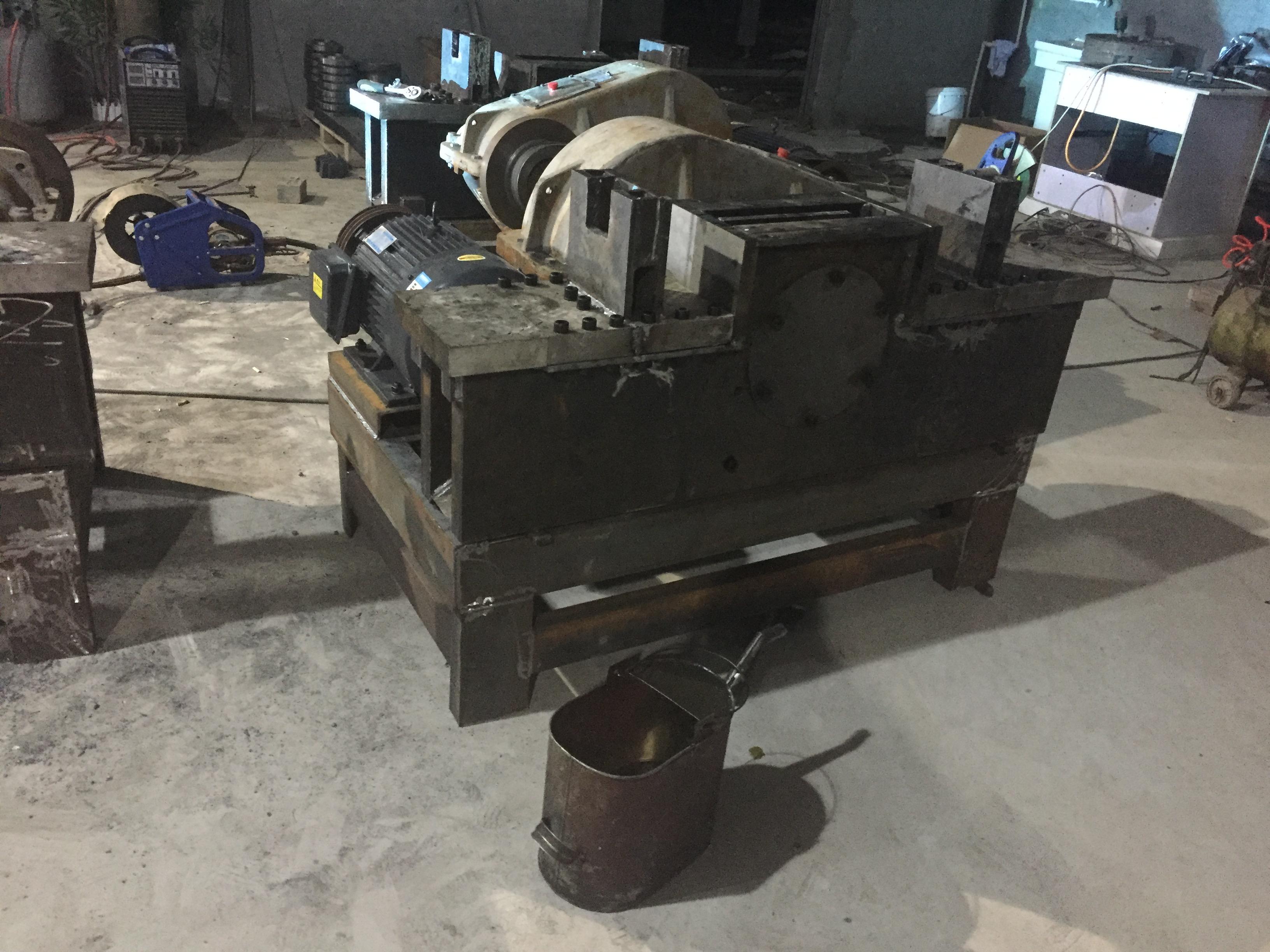 内蒙北京工地回收钢筋切断机优点