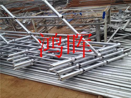 【热浸锌钢格板水沟盖】热浸锌钢格板水沟盖最新价格-鸿晖
