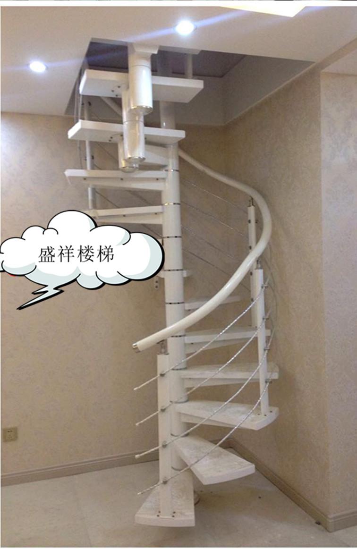 延川县盛祥定做实木楼梯样式多价格透明