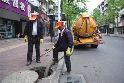 苏州园区管道堵塞该如何?管道疏通高压清洗管道