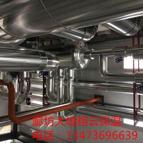 浙江聚氨酯管道保温施工设备保温多少钱一平米