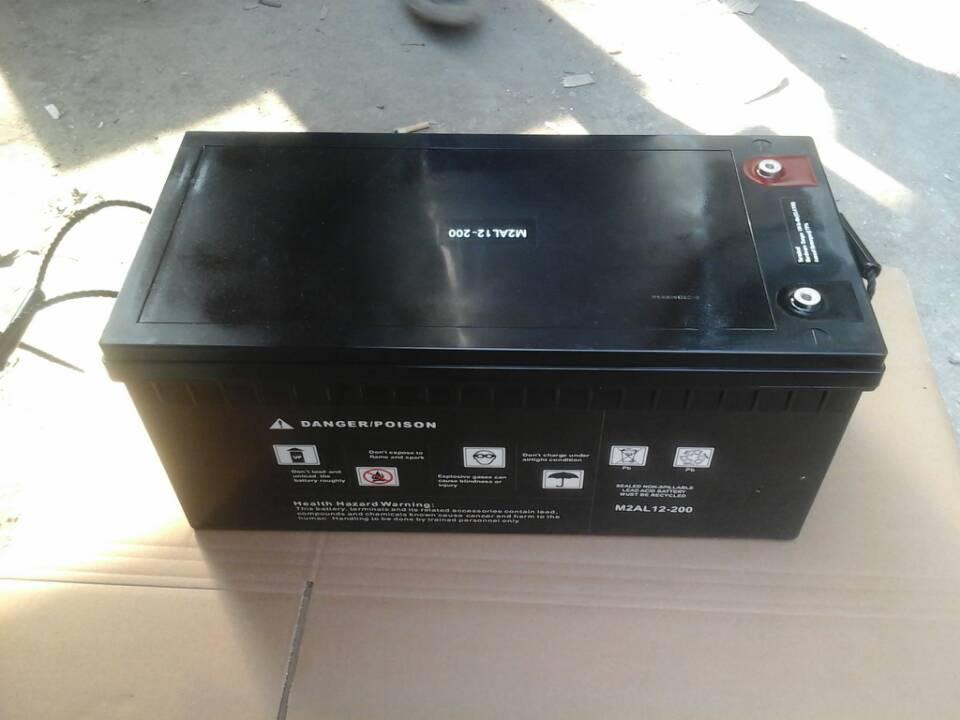 梅兰日兰蓄电池M2AL12-95详细规格 参数