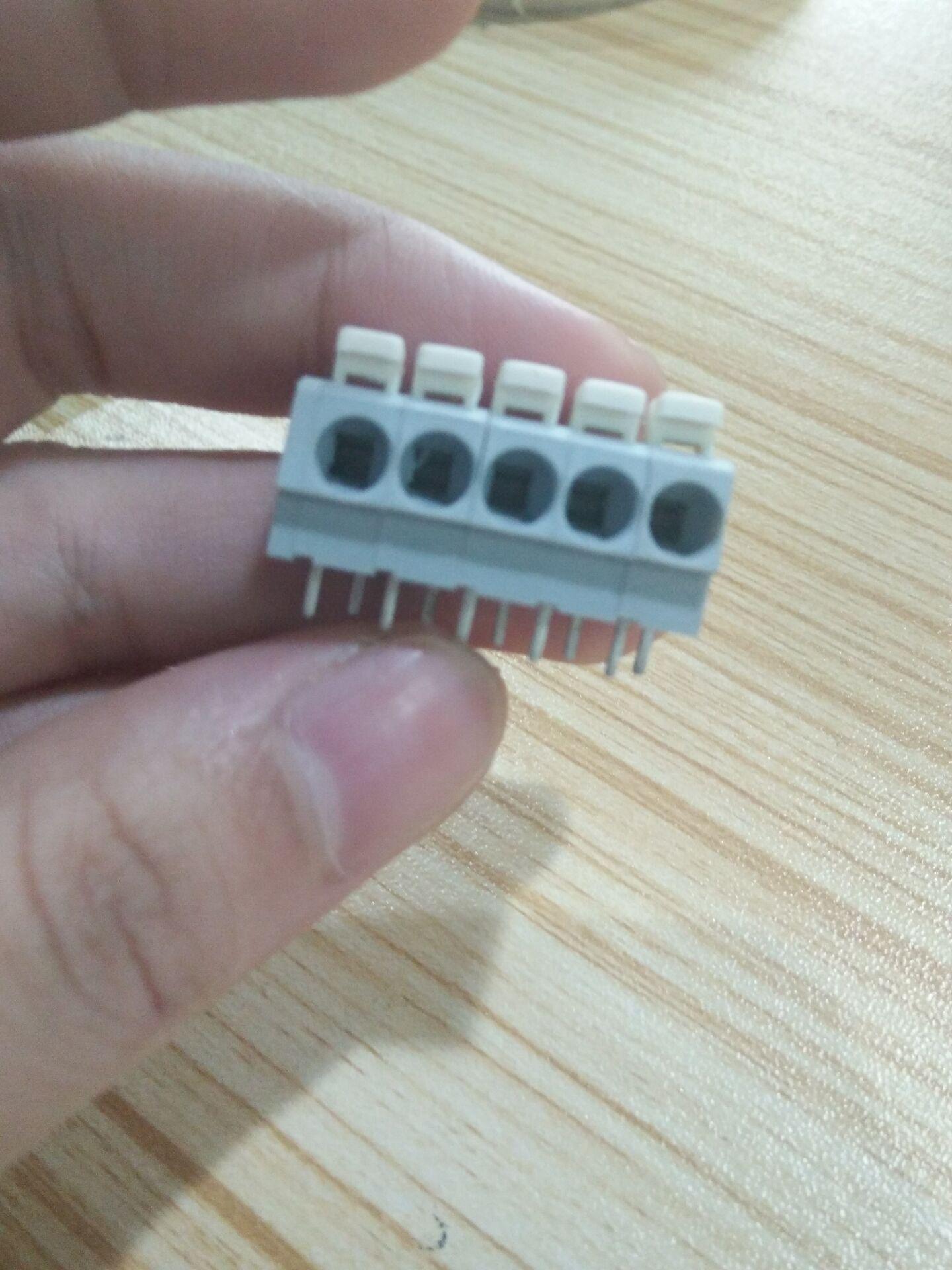 替代德国WAGO804接线端子,免螺丝接线端子