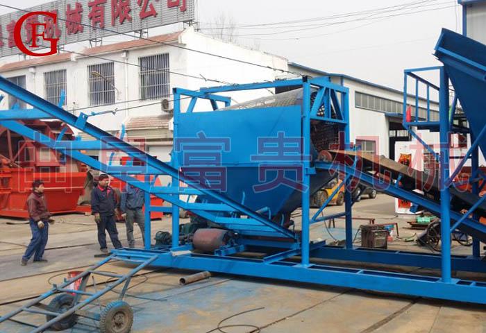电动筛沙机 杭州电动筛沙机型号