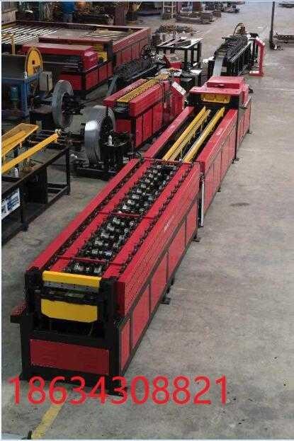 合肥防火阀外框生产线厂家