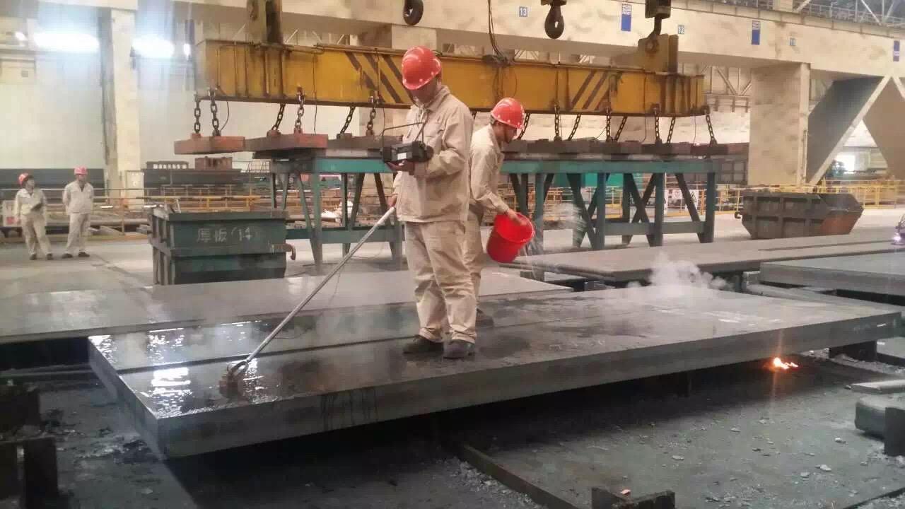 乌海钢板焊接钢板折弯