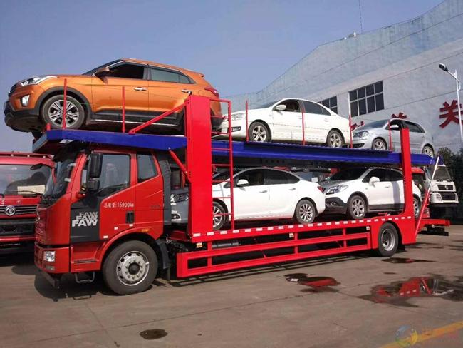 柳州市中置轴轿运车经销商