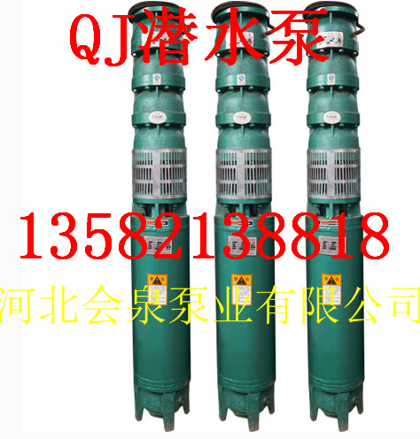 175QJ40-60浸水式潜水泵怎样购买