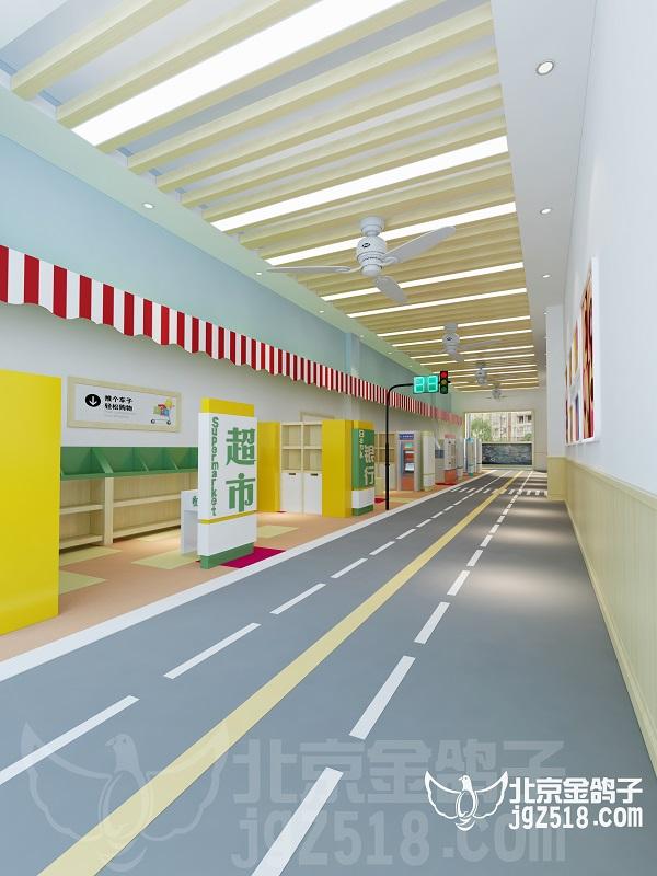 福州幼儿园设计公司专业环保是哪家