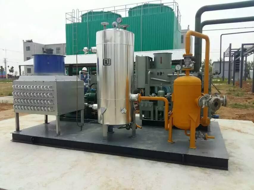 油库油气回收专业生产化工厂油气回收设备