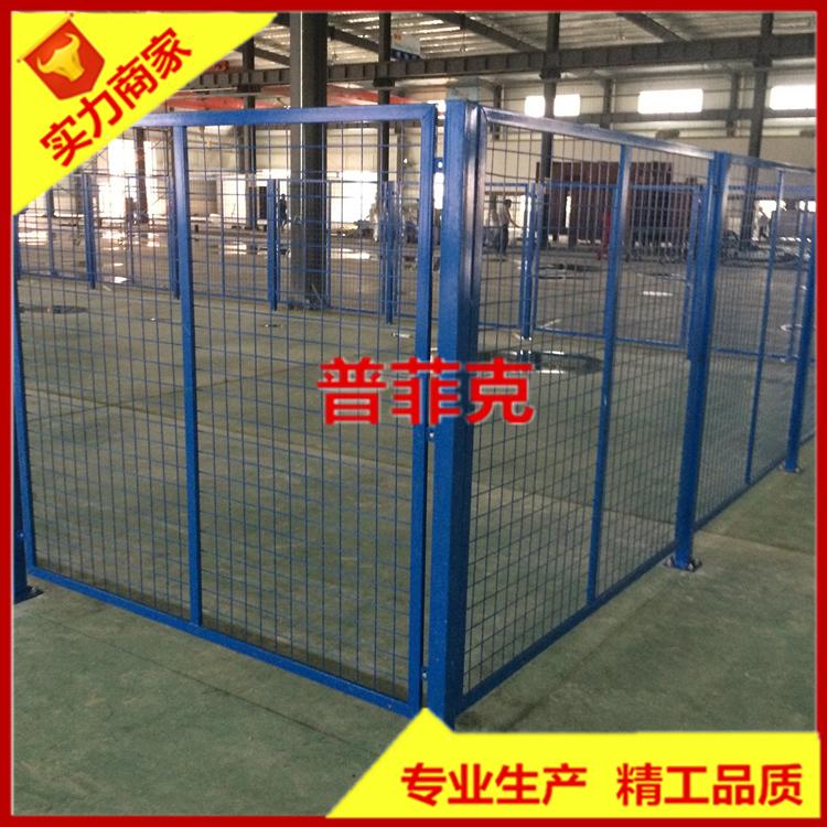 工厂现货销售车间防护网 车间隔离网