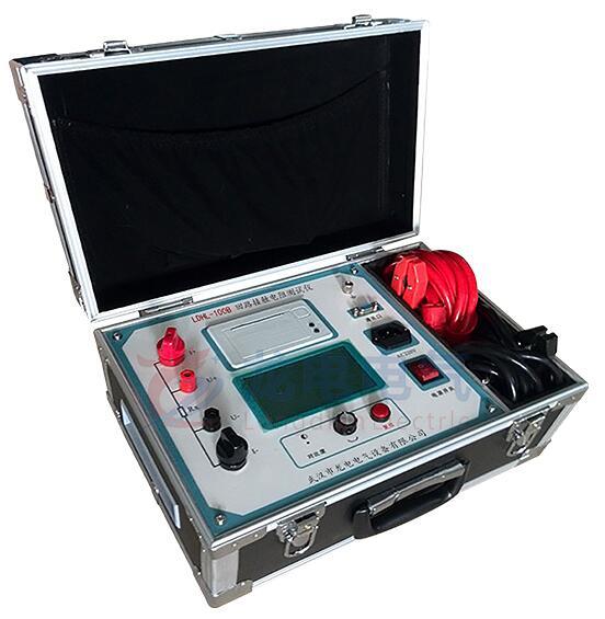 LDHL-100B高压开关接触电阻测试仪接触电阻测量仪