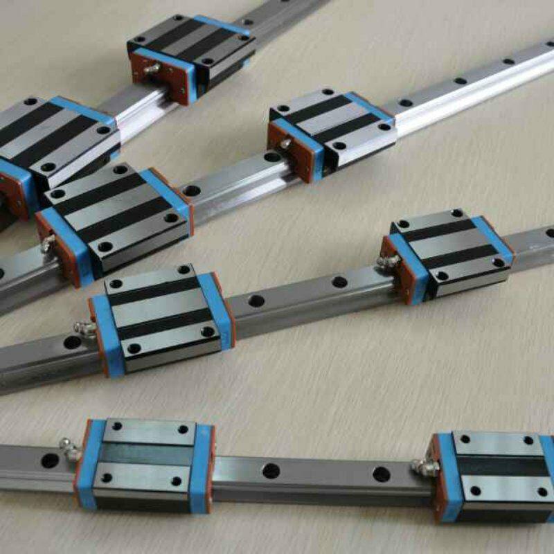 直线导轨定做加工/梯形丝杠螺母拍套加工/花键轴花键套定做/键槽光轴定做