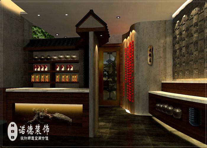 郑州饭店装修公司|复古餐馆如何装修设计效果好