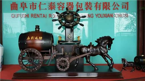 酿酒木桶小象马拉车