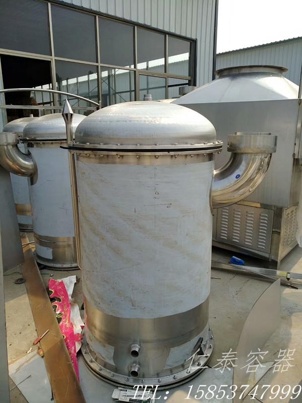 不銹鋼食品級冷卻器