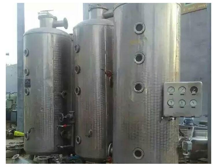 二手刮板式薄膜蒸发器厂家什么价格
