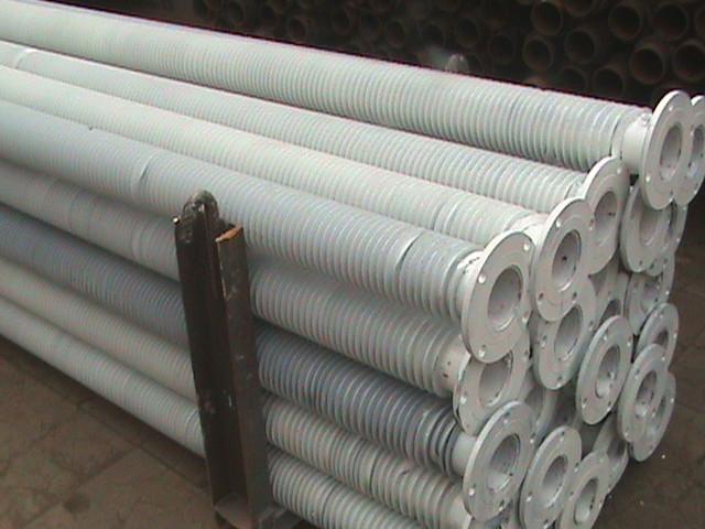 钢制高频焊翅片管春烨牌生产工艺流程