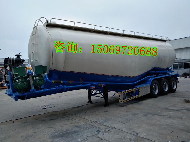 水泥罐车轻量化载重50吨价格