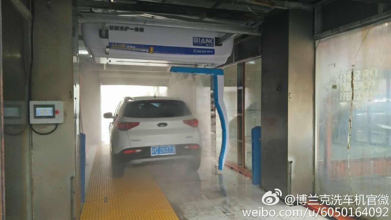 重庆市自动洗车机洗一台车需要多少成本√