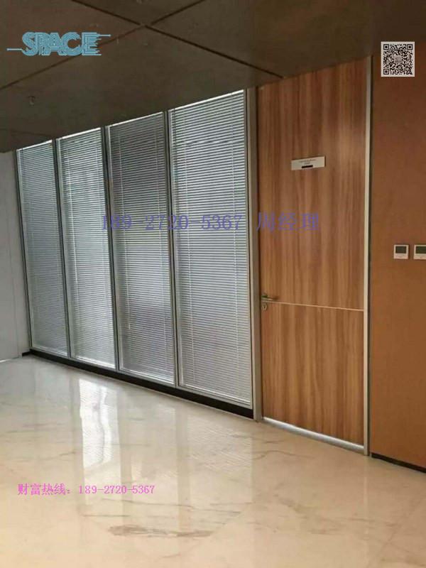 延川县办公玻璃隔断产品图片与介绍