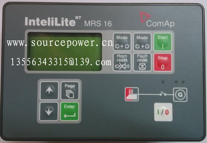 IL-NT MRS16,DSE855,DSE857,IL-NT FCM