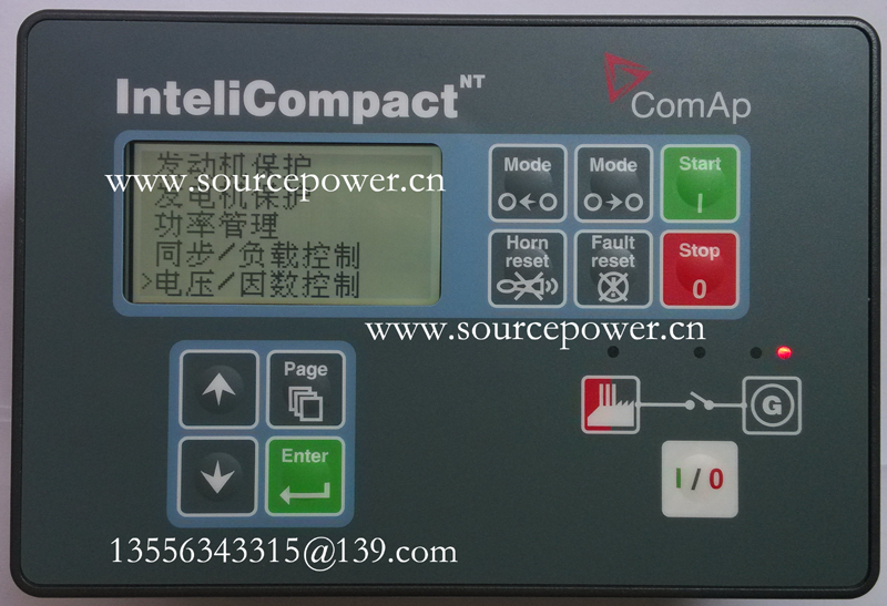DSE402MKII,InteliCompact NT MINT,ComAp